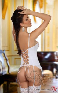 Beauty Night Fashion - Shirley Sexy Corset Set